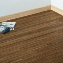 parquet cher wood brun intense