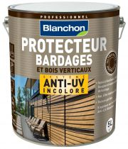 PROTECTEUR BARDAGES  Blanchon Anti-UV Incolore