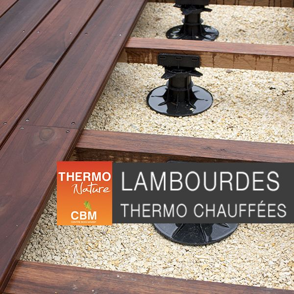 lambourde thermochauff ch ne massif 48 70. Black Bedroom Furniture Sets. Home Design Ideas