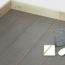 parquet ch ne massif b tons rompus brut ponc 90mm de large. Black Bedroom Furniture Sets. Home Design Ideas