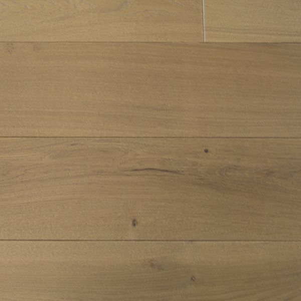Parquet Ch Ne Massif Fran Ais Huil Finition Marron Fum 22mm